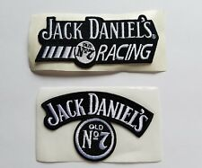 2 New Jack Daniels Racing Old No 7 Patches