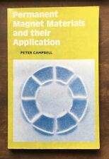 Permanent Magnet Materials and Their Application by Peter Campbell Paperback Boo