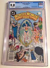 CGC 9.8 Wonder Woman #7 Newsstand Edition 1st new Cheetah - Dr. Minerva