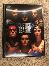 Justice League (Blu-ray/Dvd/dig 00006000 ital, 2-Disc Set) Target Exclusive Digibook.
