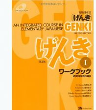 Japan Times Genki: An Integrated Course In Elementary Japanese Workbook I japan