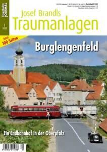 Eisenbahn Journal - Burglengenfeld - Josef Brandls Traumanlagen 1/2020