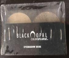 BLACK OPAL EYESHADOW  duos colorsplurge envidous fury