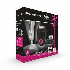 Rowenta Fleur Love Ep2812f0 - Épilateur 2 en 1 Con Tête Ultrapreciso
