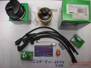 Ignition Overhaul Kit for Lucas 25D4 Dist (4cyl), MGB, MG Midget, Magnette Mk IV