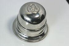 C158 Birks Regency Plate Ring Box Lion Emblem Dome Top Excellent !!