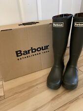 Ladies Barbour Wellies Size 5