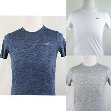 Hollister Must Have Collection Muscle Fit T Shirt Crew Neck Short Sleeve