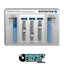 Antares Punch Evo Vocal Processor Software PLUGIN - DIGITAL - PERFECT CIRCUIT