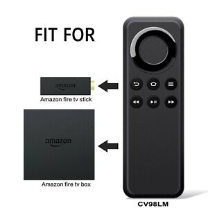 Replacement CV98LM Amazon Fire TV Stick Click Prime Fire TV Remote Bluetooth UK