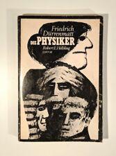 Die Physiker by Friedrich Durrenmatt and Robert E. Helbling (1969, Paperback)