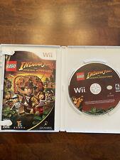 Lego Indiana Jones the Original Adventures Wii - Cib - Tested Works
