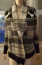 Cambridge Dry Goods Company woman's size S  blazer style sweater  never worn