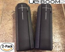 (2-Pack) Logitech UE BOOM 2 Portable Wireless Portable Bluetooth Speaker Black