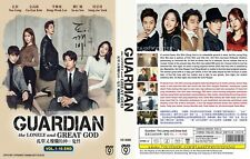 KOREAN DRAMA~Goblin/Guardian The Lonely&Great God(1-16End)Eng sub FREE SHIPPING