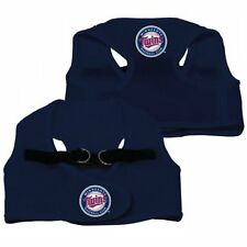 Minnesota Twins MLB Dog Pet Mesh Large Vest/Harness