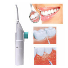 Water Jet Floss Oral Irrigator Professional White ABS Hygiene Flosser
