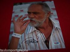 TOMMY CHONG AUTHENTIC SIGNED 8X10 WEED PHOTO PSA CERTIFIED AUTOGRAPH