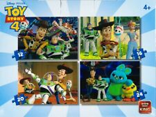 4:1 CHILDRENS TOY STORY JIGSAWS 12,16,20 & 24 PIECE NEW 2019 PUZZLE DESIGN 55823