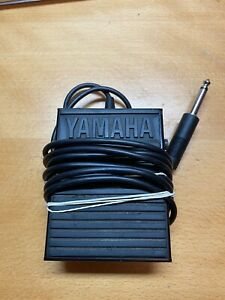 Yamaha foot sustain pedal for electronic keyboards