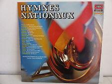 Musique des gardiens de la paix de Paris Hymnes nationaux CLVLX 495
