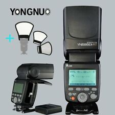 YONGNUO YN686EX-RT Flash For Canon Camera+Reflector Bounce Card Diffuser