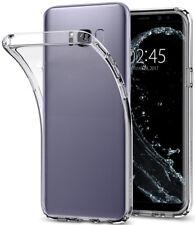 "Funda de Gel Tpu posterior Samsung Galaxy S8 ""5.8"" Carcasa Transparente Claro"