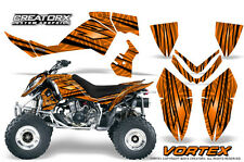 POLARIS OUTLAW 450 500 525 2006-2008 GRAPHICS KIT CREATORX DECALS VORTEX BO