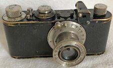 1931 Leica 1C with Matching 50mm Elmar Lens Marked 146 & Original Case