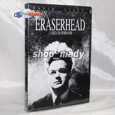 ERASERHEAD - Cabeza de Borrador - DVD Región 1 y 4 Idioma Inglés Sub. Español