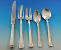 Old French by Gorham Sterling Silver Flatware Set for 12 Service 62 pieces