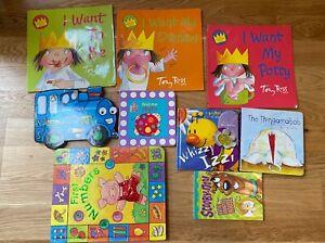 baby / Toddler books bundle