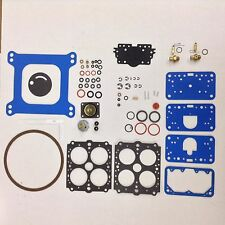 HOLLEY CARBURETOR REBUILD KIT 600 CFM 1850 80457 80551 INSIDE NEEDLE & SEAT