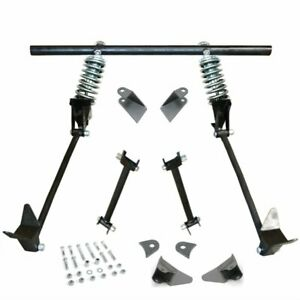 Triangulated Rear 4-link w/ Coilovers 31 1931 Model A Cabriolet