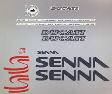 DUCATI 916 SENNA  DECAL KIT