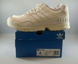 Adidas Originals ZX 1000 C Mens Shoes Size 8 Supplier Colour Off White FY7325