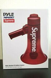 Supreme Pyle Waterproof Megaphone FW21
