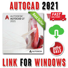 ✔️AutoDesk ✔️ AutoCad 2021✔️ Full Version⚡ Fast Email delivery⚡For Windows⚡.....