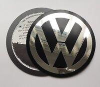 Magnetic Tax disc holder fit volkswagen vw ie golf passat eos rabbit polo chrome