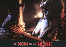 CHRISTIAN SLATER LE NOM DE LA ROSE  1986  VINTAGE PHOTO LOBBY CARD N°1