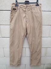 Pantalon HUGO BOSS Montana marron clair demi saison W 33 L 34 jeans