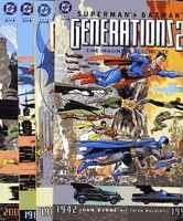 AUSWAHL = Superman & Batman: Generations 2 Nr. 1 2 3 4 (Panini 2002) Neuwertig