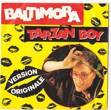 "BALTIMORA  "" TARZAN BOY  "" 1985  45 tr 2 titres. 7''  2 tracks  vg++"