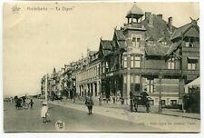 CPA - Carte Postale - Belgique - Middelkerke - La Digue- 1909 (B9055)