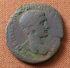Römische Bronzemünze Diadumenianus ? Roman bronze coin