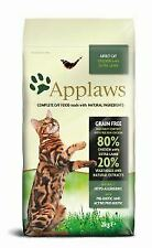 Applaws Natural Complete Adult Cat Chicken & Lamb 2kg - 19262