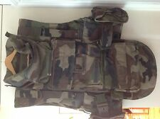 "French Army Combat Vest, multiple pockets size chest 106/116cm ( 42/46"")"