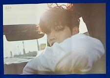 Seventeen - Al1 (4th Mini Album)(S.Coups) Official Unfolded Posters New K-POP