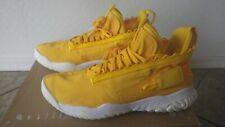 NEW Nike Air Jordan Proto React Size 11 Yellow Gold White BV1654-701 Jumpman fly