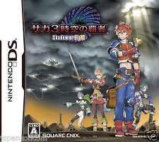 Used DS SaGa 3: Jikuu no Hasha - Shadow or Light NINTENDO JAPANESE IMPORT